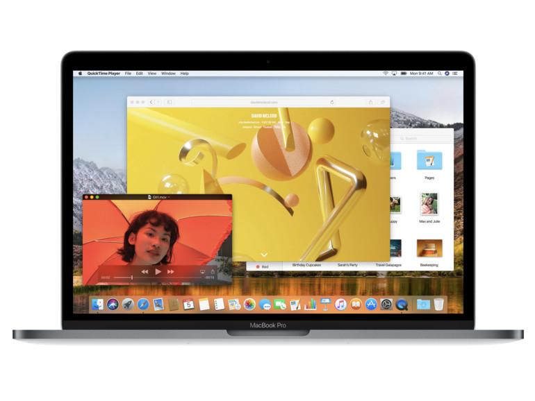 Mit macOS High Sierra bessert Apple vor allem bei der Stabilität nach