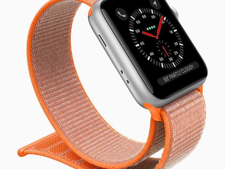 Apple Watch 3 funktioniert ohne iPhone