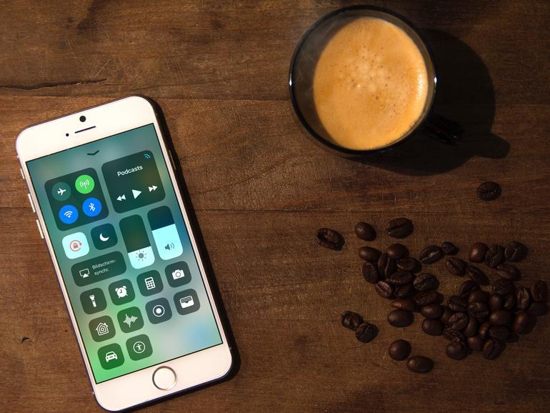 iOS 11: So passen Sie das neue Kontrollzentrum am iPhone an