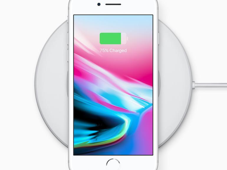 iphone 8 kabelloses laden wird mit der zeit verbessert mac life. Black Bedroom Furniture Sets. Home Design Ideas