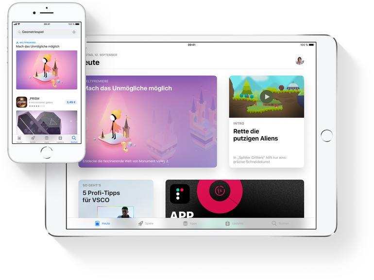 App Store: Apple erhöht Downloadlimit bei mobiler Datennutzung