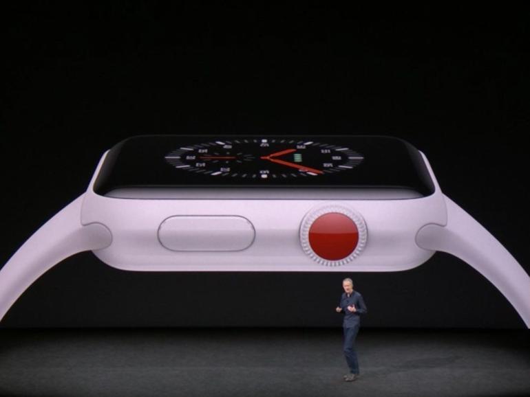 Die neue Apple Watch mit LTE scheint gerade bei dieser Funktion ein Problem zu haben