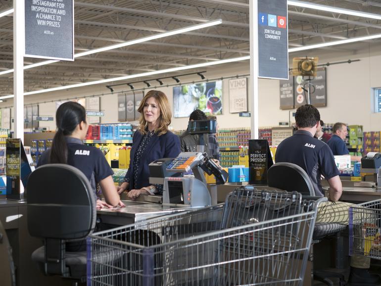 Bei ALDI in den USA mit Apple Pay bezahlen