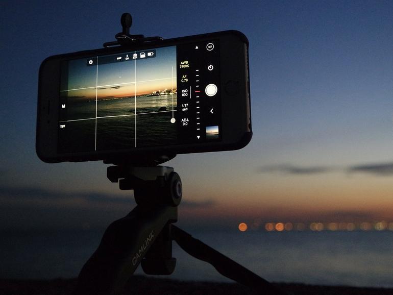 Das iPhone 8 Plus kann auch bei wenig Licht überzeugen