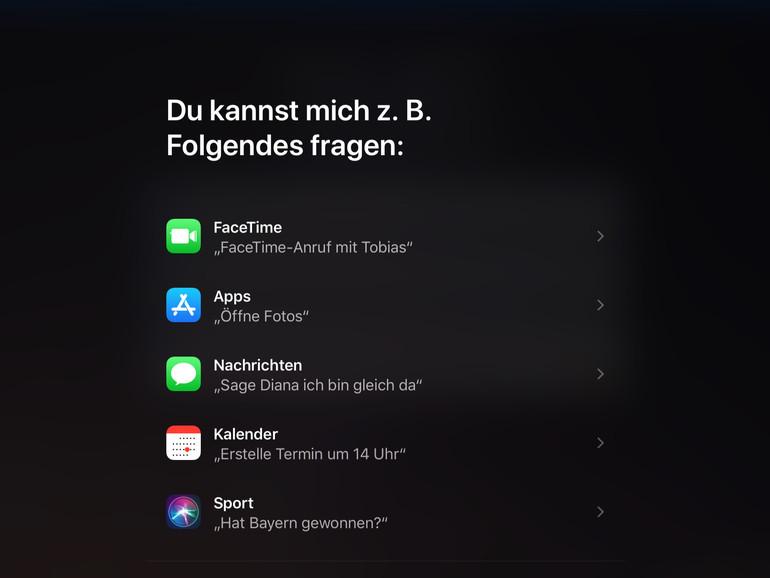 Apple wirft Bing aus Siri und Spotlight