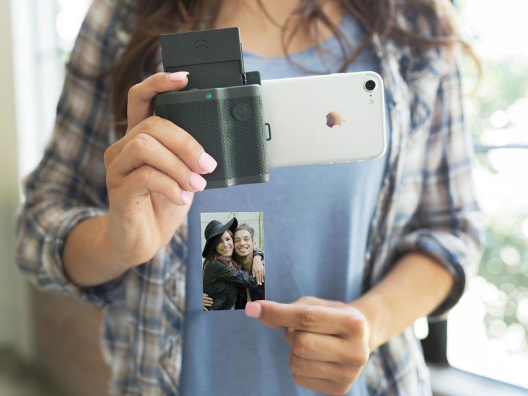 Minidrucker Für Iphone Ipad Und Mac Im Test Sofortbilder