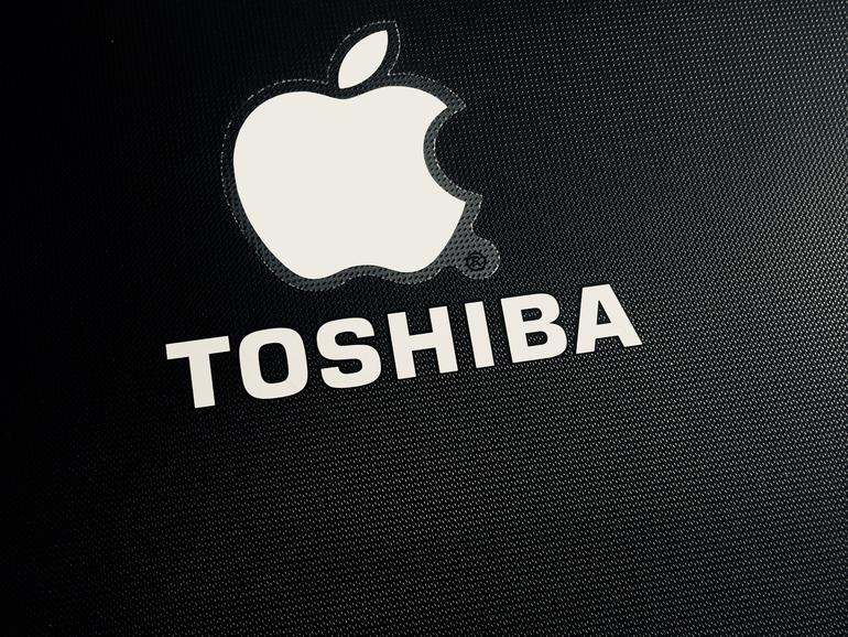 Toshiba verkauft Speicherchip-Sparte unter anderem an Apple