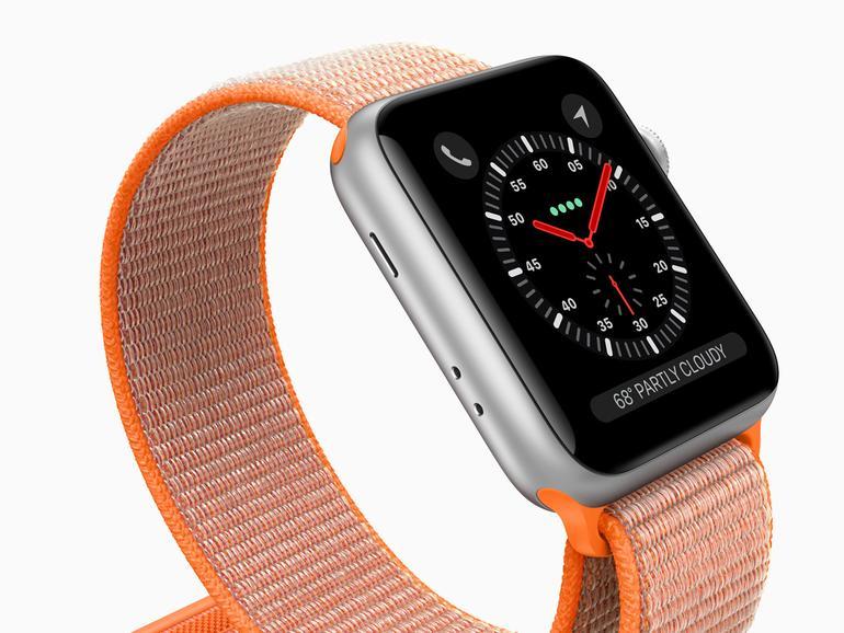 Apple veröffentlicht watchOS 4.0.1 für Alle und beseitigt LTE-Bug
