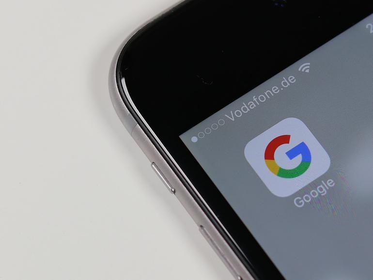 Für den Weg aufs iPhone muss Google zum Teil tief in die Tasche greifen