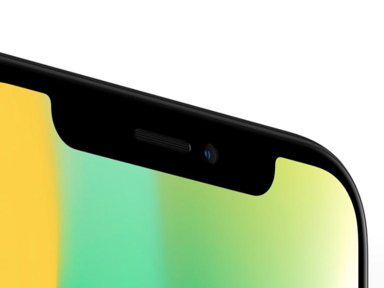 Dank Face ID könnte das iPhone X Mitteilungen nur noch dem Besitzer zeigen
