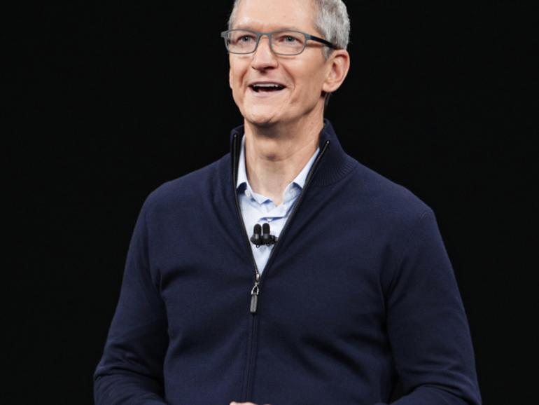 Tim Cook ist Apples aktueller Geschäftsführer