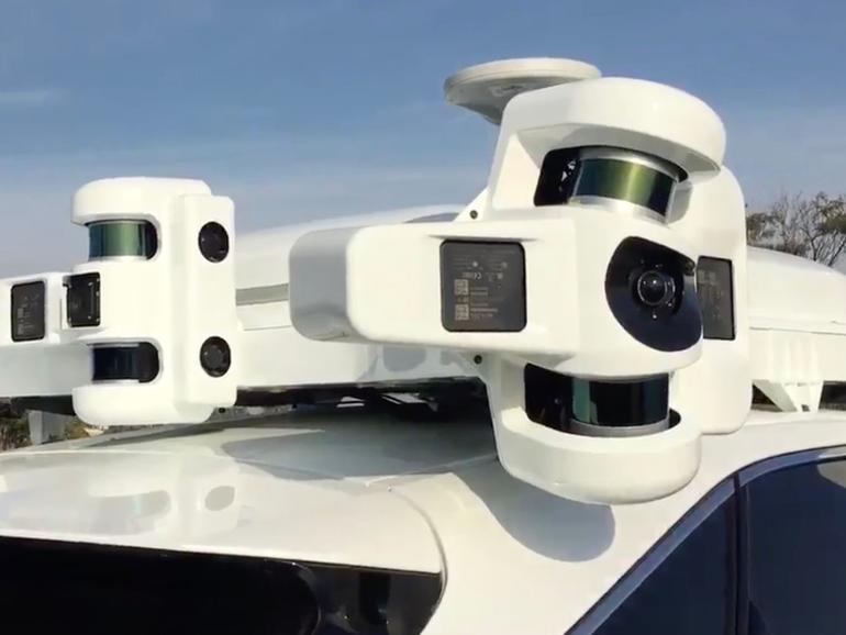 """Apples """"Project Titan"""": Autonome Fahrzeuge per Nachrüstung?"""