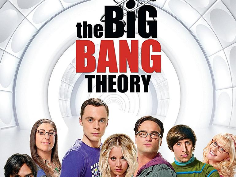 """Cover von """"The Big Bang Theory"""""""