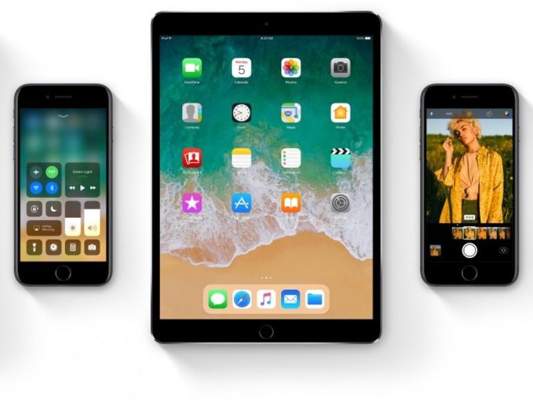 Apple veröffentlicht fünfte Beta von iOS 11.1