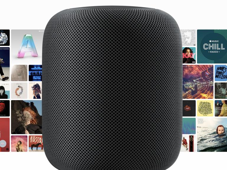 Der HomePod wird von Apple erst Ende 2017 veröffentlicht