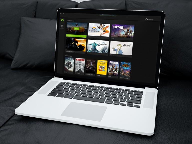 250 verschiedene Spiele sollen sich laut Nvidia bis Jahresende via Geforce Now spielen lassen