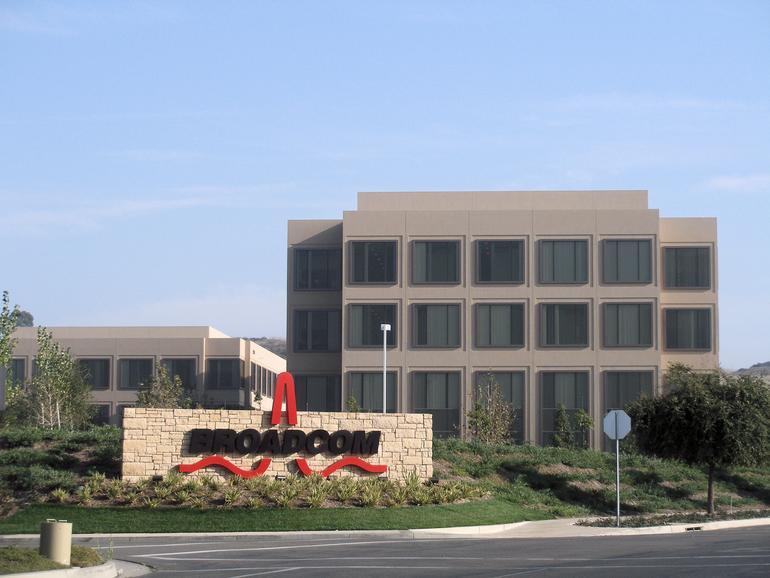Broadcom Hauptquartier