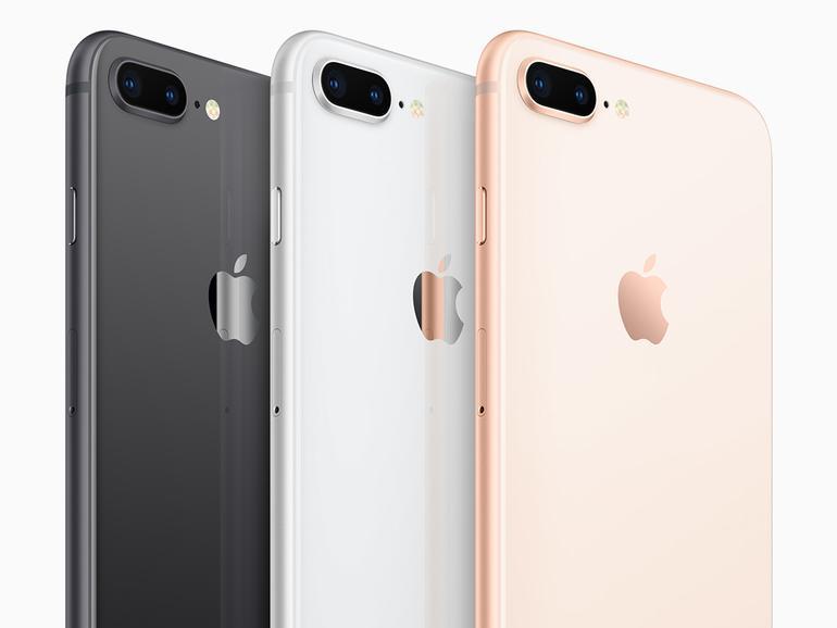Ob das iPhone 8 sich gut verkauft hat, dafür interessiert sich im Augenblick so recht niemand mehr