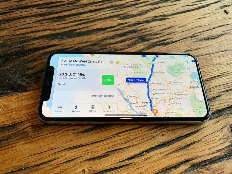 Das Super-Retina-OLED-Display im iPhone X ist tatsächlich das beste Smartphone-Display, das wir bislang gesehen haben.