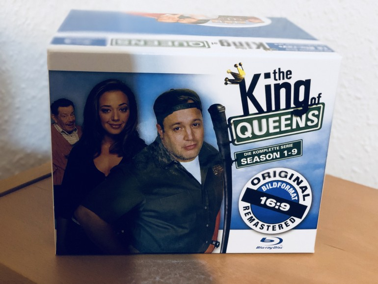King of Queens als Blu-ray-Variante