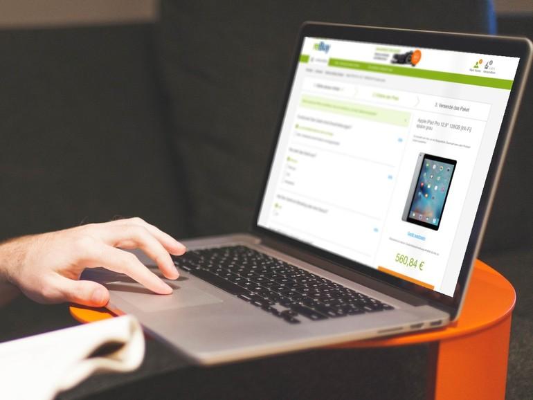 reBuy macht ein ordentliches Angebot für ein iPad Pro 12,9 Zoll