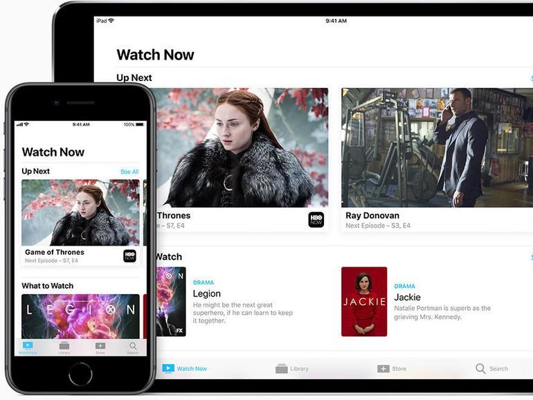 Die TV-App soll noch in diesem Jahr auch in Deutschland verfügbar sein und für einheitliches Filmvergnügen über alle Apple-Geräte sorgen.