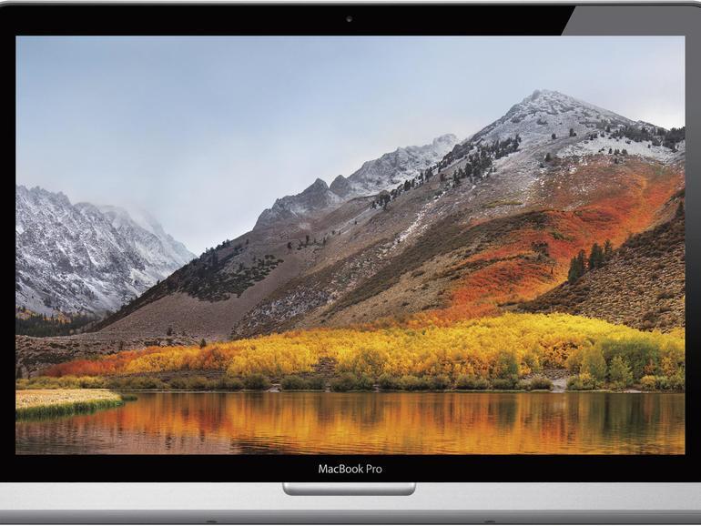 Das MacBook Pro