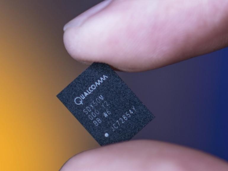 5G-Modem von Qualcomm