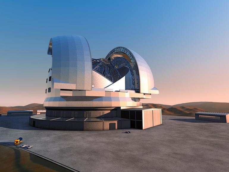 "Das ""European Exremly Large Telescope"" soll in Chile gebaut werden?!"