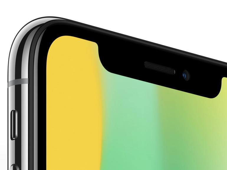 Verursacht die Ohrmuschel Störgeräusche beim iPhone X?