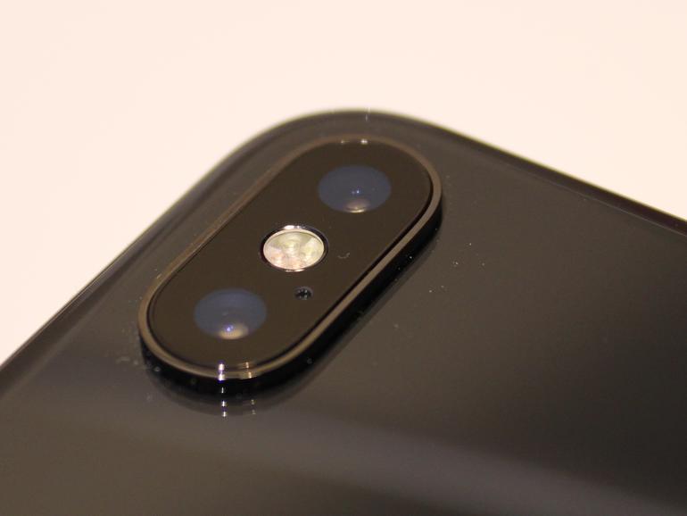 Die neuen Sensoren sollen an der Rückseite des iPhones angebracht werden