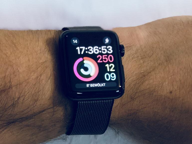 Die Apple Watch ist im Q3 2017 bei den Wearables wieder ganz vorn