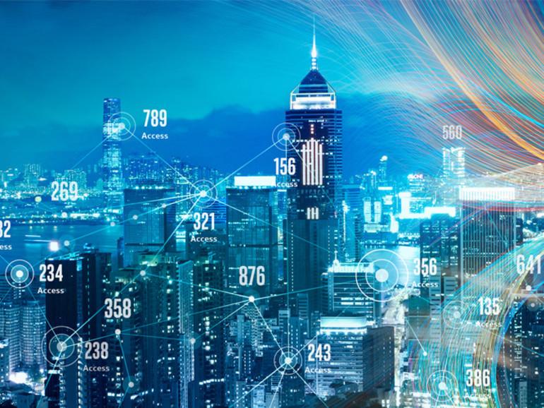 Schaubild zur 5G-Technologie