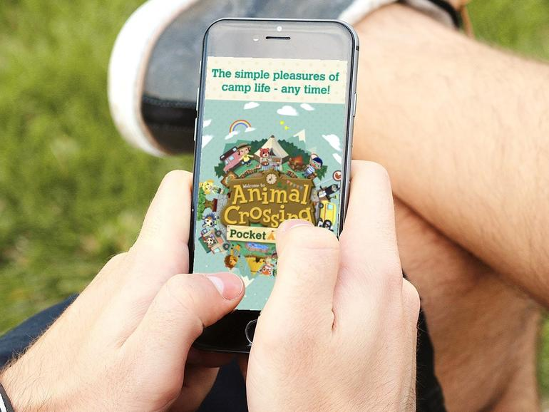 Animal Crossing: Pocket Camp - Download für iOS und Android verfügbar