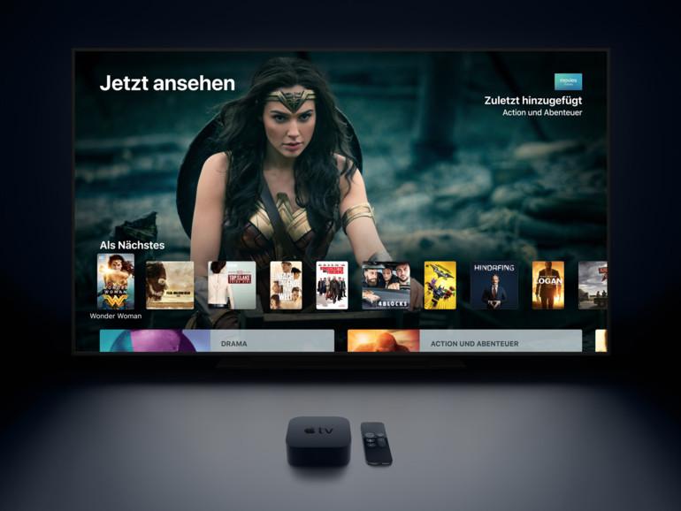 Die Amazon-Video-App erscheint im Dezember