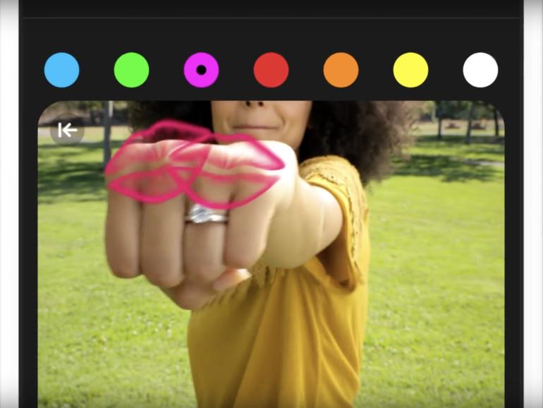 """iMessage: So verzieren Sie Videos mit """"Digital Touch""""-Elementen am iPhone"""