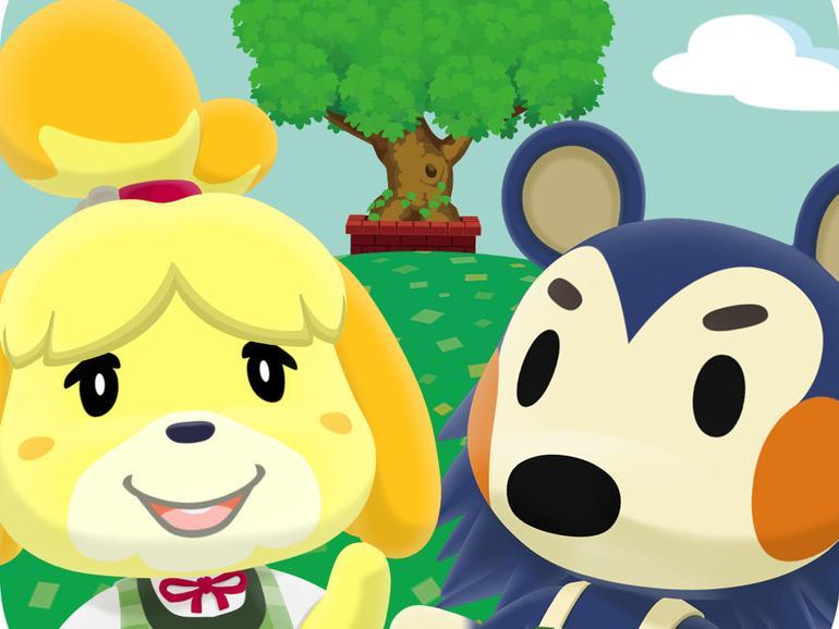 App-Logo von Animal Crossing: Pocket Camp