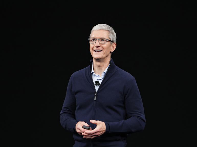 Tim Cook spricht die aus dem chinesischen App Store entfernten Apps auf seiner Asienreise an