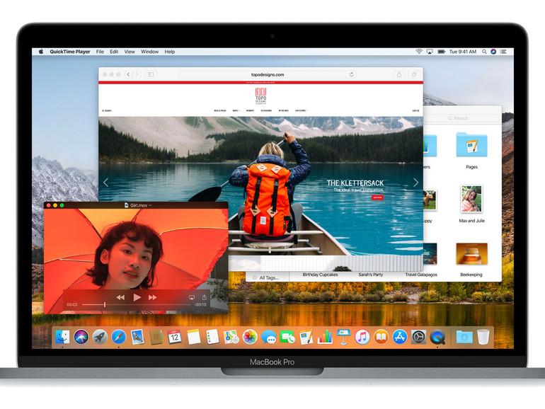Apple gibt macOS High Sierra 10.13.2 frei