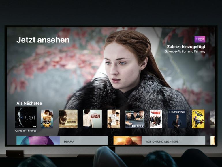 """Bestätigt: """"Amazon Prime Video""""-App auf Apple TV unterstützt 4K, HDR & TV-App"""