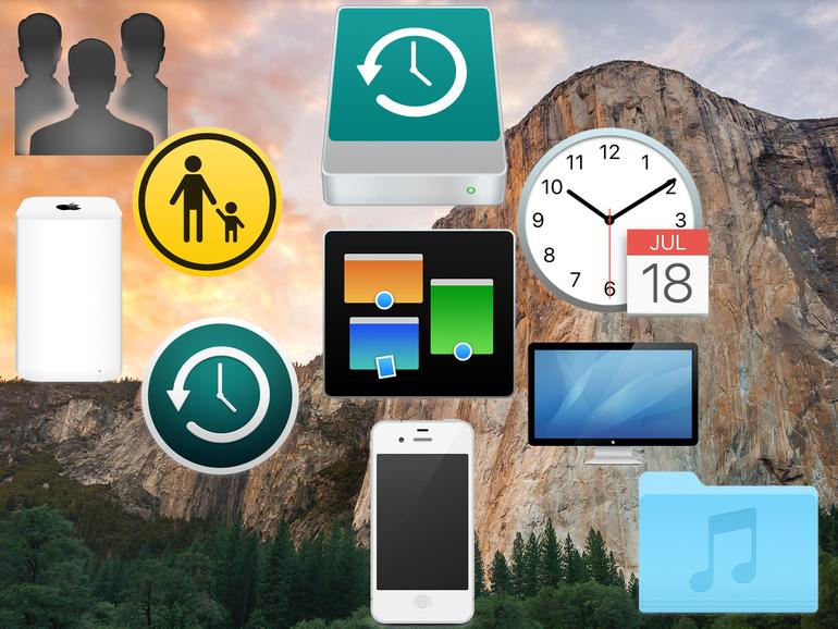Icons können vielfältig verwendet werden