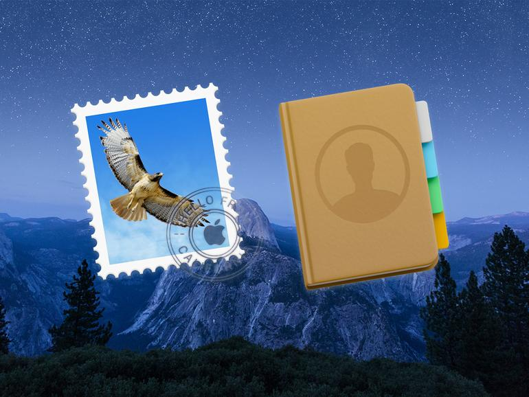 Schon seit OS X 10.11 werden Kontakte automatisch vorgeschlagen
