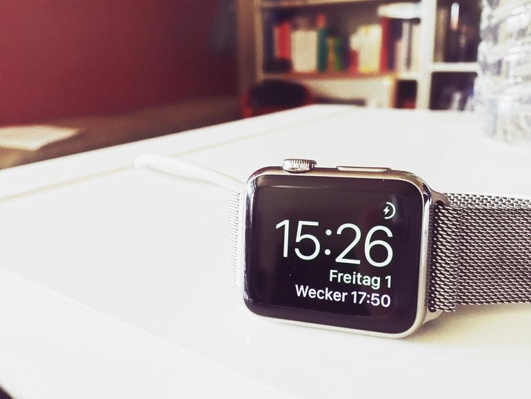 Apple Watch: So bleibt das Display länger aktiv