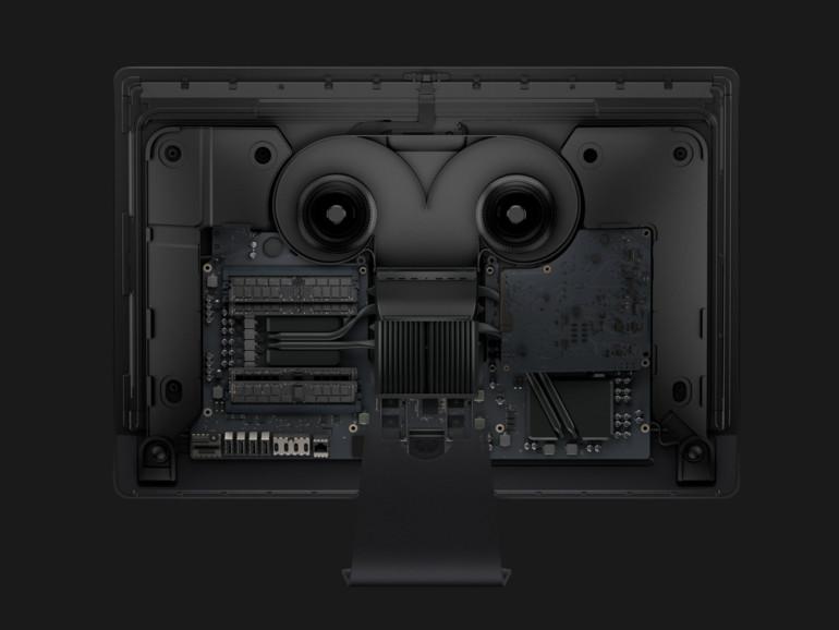 iMac Pro: Nur Apple & autorisierte Service Provider können den RAM aufrüsten