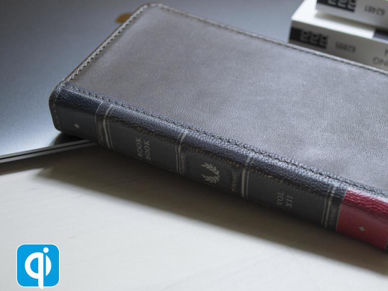 Lederbüchlein statt Protzhülle – das BookBook von Twelve South ist ein Klassiker unter den Folios für das iPhone