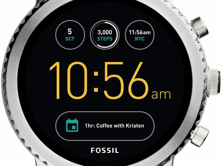 Fossil Q Explorist