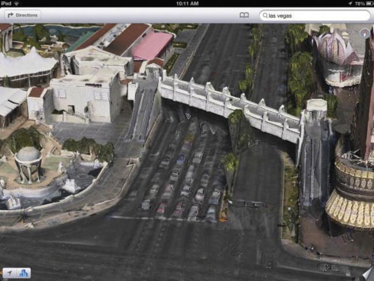 Der Start von Apple Maps war in weiten Teilen ein Desaster und wohl der Hauptgrund für den Rauswurf Forstalls.