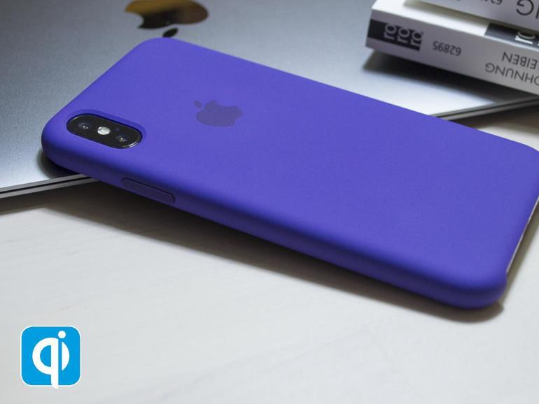 """Das Original von Apple gibt es in tollen Farben, etwa auch in """"Ultraviolett"""", der Pantone-Farbe des Jahres 2018"""