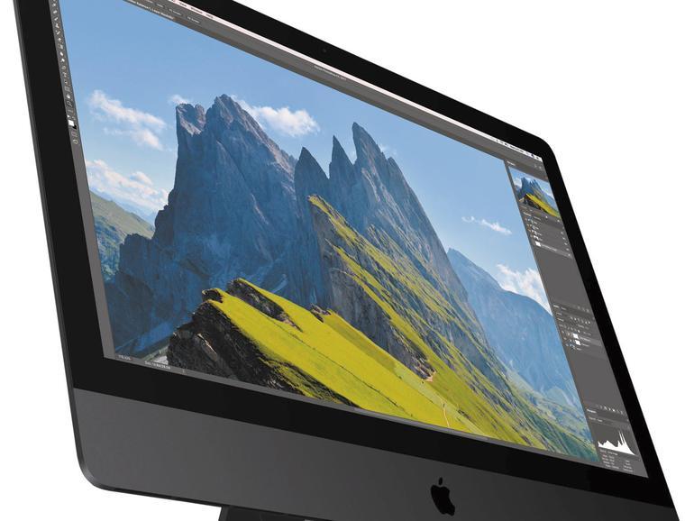 Atemberaubend ist und bleibt die Bildschirmtechnologie, die Apple in aktuellen iMac-Modellen verbaut.