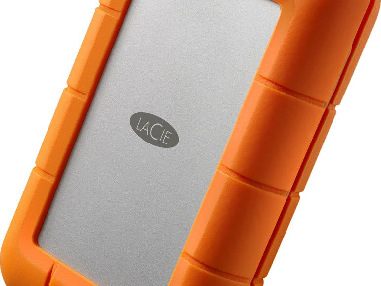 Lacie Rugged Mobile Storage